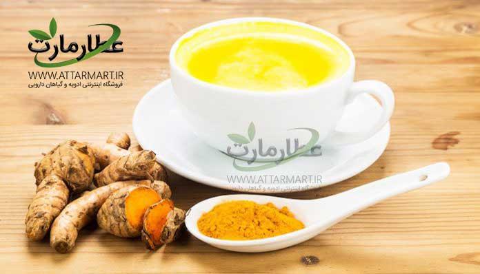 دستورالعمل انواع چای زردچوبه برای کاهش التهاب