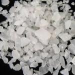 زاج سفید آلومینیوم سولفات