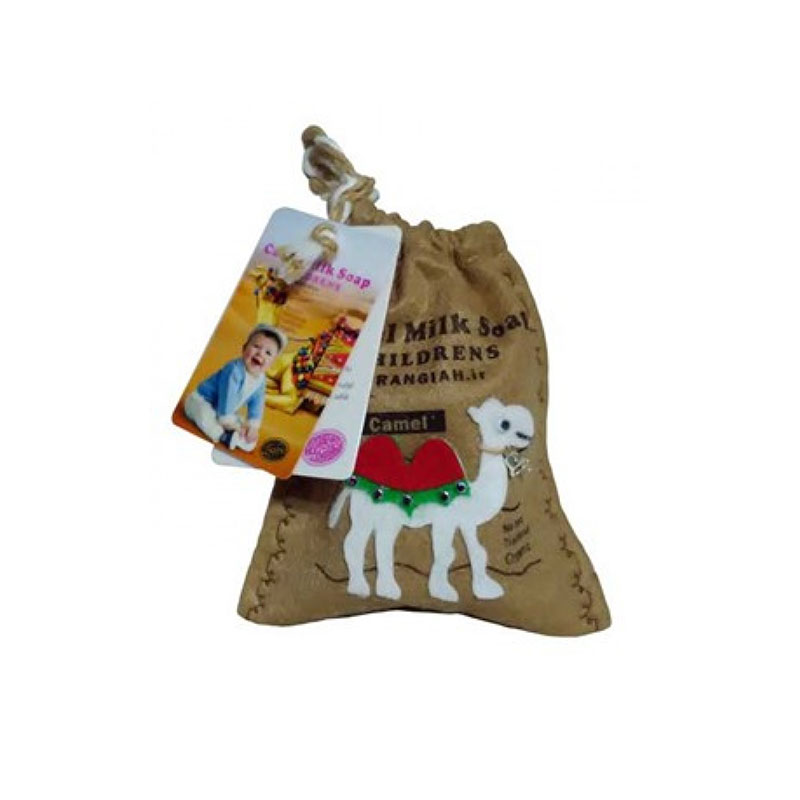 صابون کودک شیر شتر