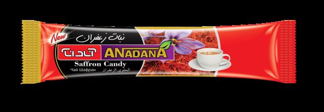 گرم نوش نبات زعفران آنادانا