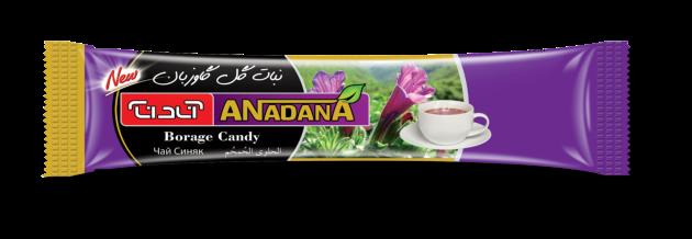 دمنوش نبات گل گاوزبان آنادانا