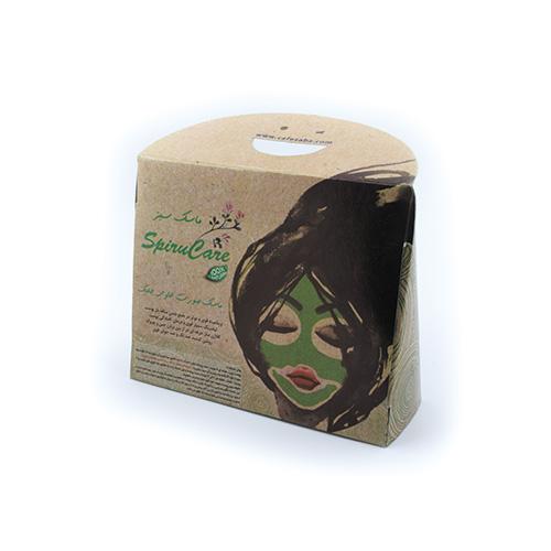 ماسک جلبک اسپیرولینا