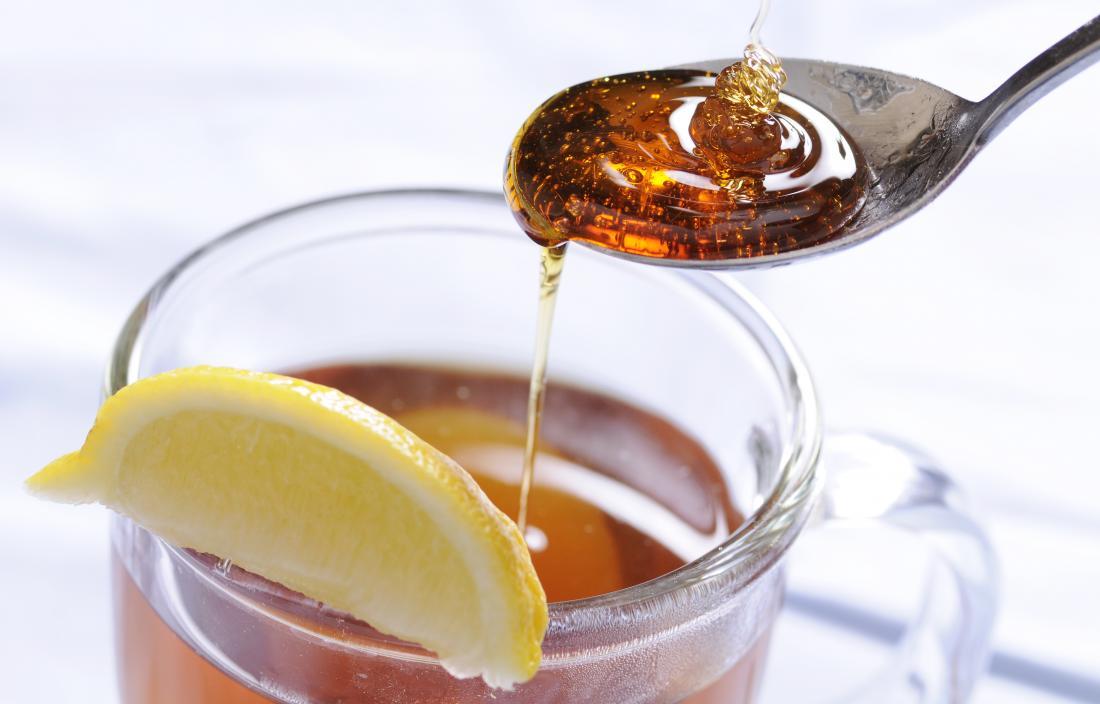 عسل یک ضد سرفه طبیعی