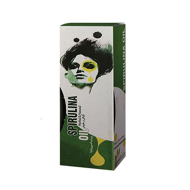 روغن سفت کننده جلبک کافه سبز