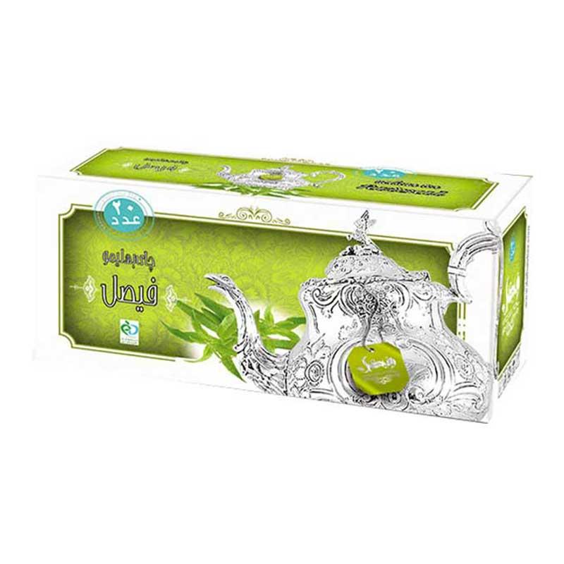 دمنوش چای به لیمو فیصل دربند