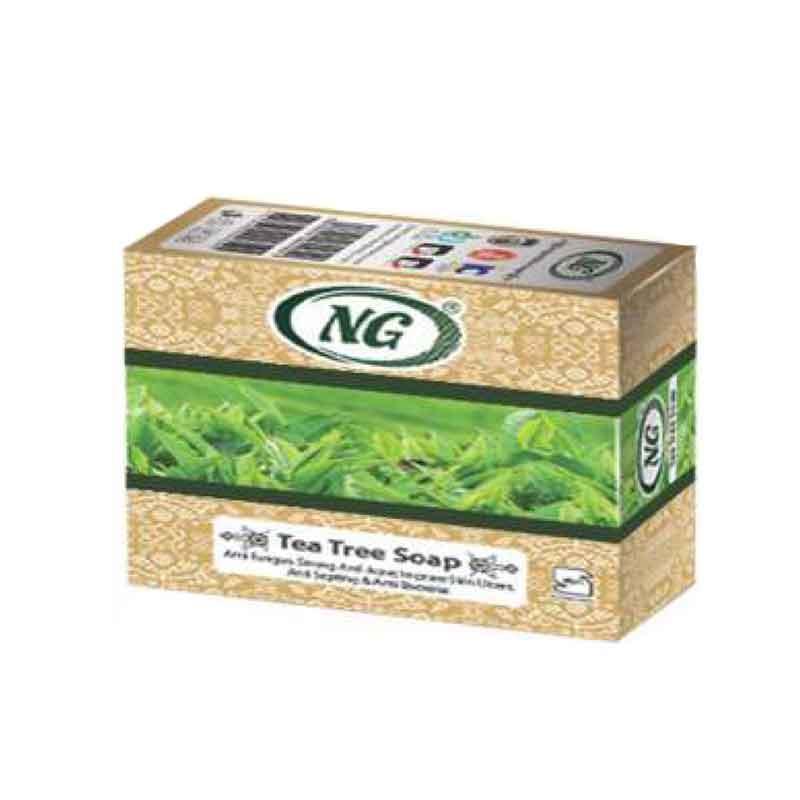 صابون تی تری یا درخت چای ان جی