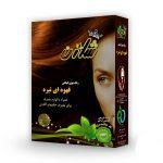 رنگ موی گیاهی قهوه ای برند شاژن