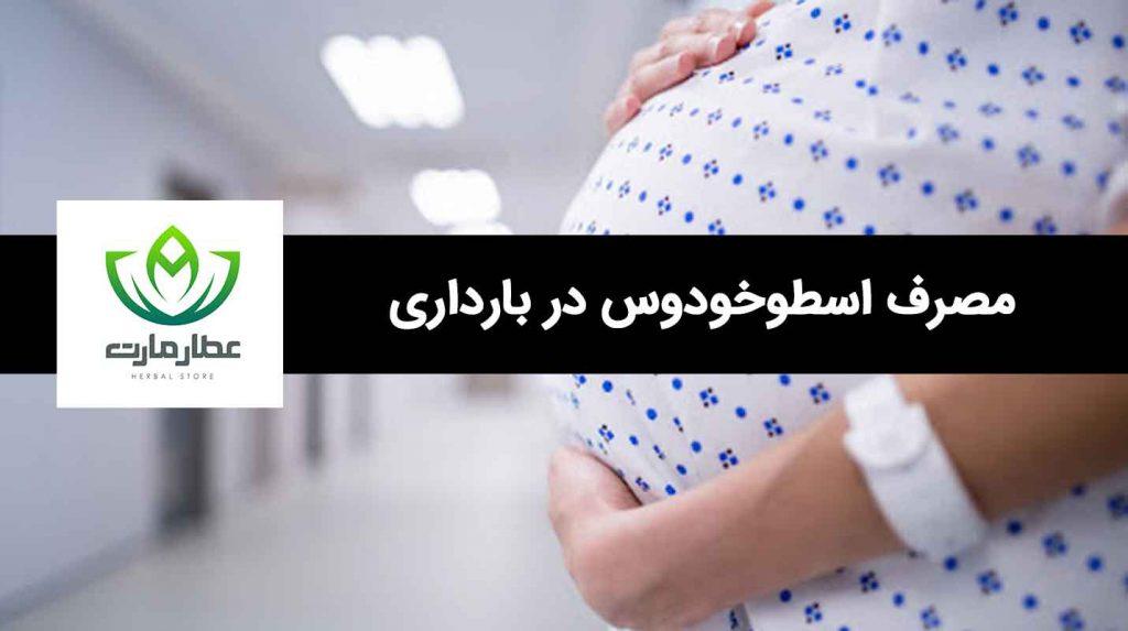 مصرف اسطوخودوس در بارداری
